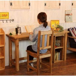 カントリー調デスク 子供用 可愛い 勉強机 COUNTRY・ワーキングテーブルセット c-m gd ctf sdd|candoll-2014