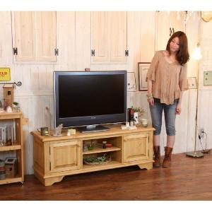 カントリー家具 カウンター ナチュラルカントリー アンティーク風 COUNTRY・テレビボード・W1400 ctf cnt|candoll-2014