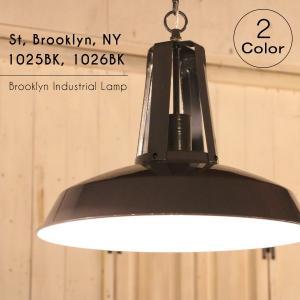【LED付き】ペンダントライト 照明 天井照明 引掛けシーリング ブルックリンインダストリアルランプ- St, Brooklyn, NY 1025BK, 1026BK -|candoll-2014