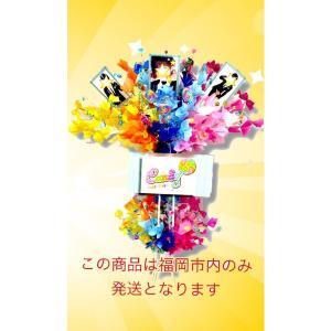 花 スタンド 開店祝い キャンディエイト キャンディブーケ オーダースタンド写真付|candy-8