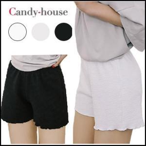 ペチパンツ ショート丈 インナーパンツ 送料無料 1784|candy-house