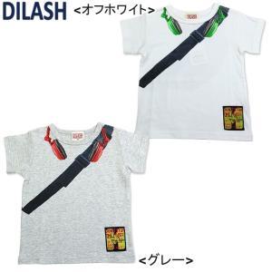 【30%OFFセール】【DILASH】ディラッシュ ヘッドフォン&ショルダーバッグだまし絵プリント半...