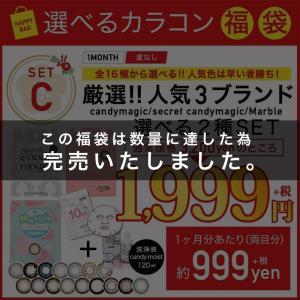 【福袋】送料無料/おまけつき ≪マーブル ワンデー 2箱SE...