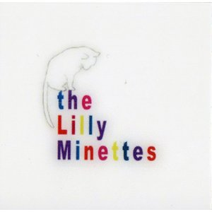 the Lilly Minettes / リリ猫ステッカーC candysoulstore