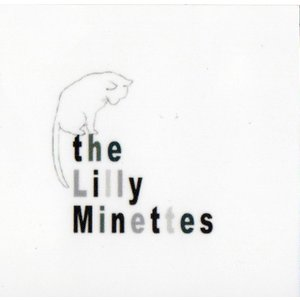 the Lilly Minettes / リリ猫ステッカーD candysoulstore
