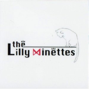 the Lilly Minettes / リリ猫ステッカーG candysoulstore