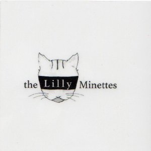 the Lilly Minettes / リリ猫ステッカーH candysoulstore