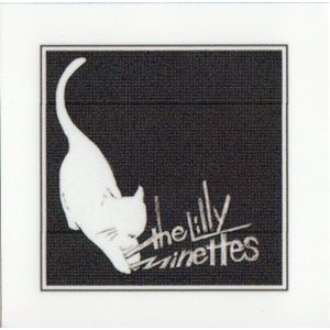 the Lilly Minettes / リリ猫ステッカーI candysoulstore