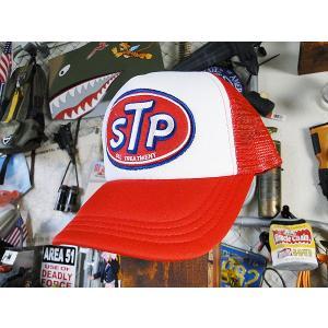 アメリカンオイルカンパニーのメッシュキャップ(STP)アメリカ雑貨 アメリカン雑貨 帽子 メンズ ブランド おしゃれ 人気 ガレージ|candytower