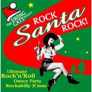 音楽CD ロック・サンタ・ロック クリスマス アメリカン雑貨 アメリカ雑貨 candytower
