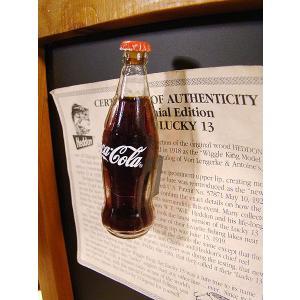 コカ・コーラブランド ミニチュアボトルマグネット  アメリカ雑貨 アメリカン雑貨 おしゃれ