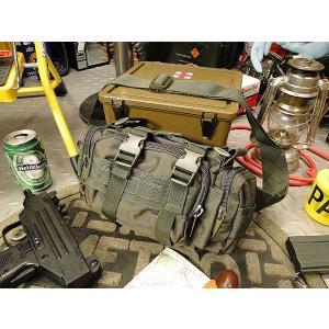 ミリタリー専門メーカーが作った俺たちのミリタリーバッグ(2WAYバッグ) アメリカ雑貨 アメリカン雑貨|candytower