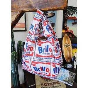 アメリカで今でも絶大な人気を誇るアーティスト、アンディ・ウォーホールが描いた有名なブリロボックスを、...