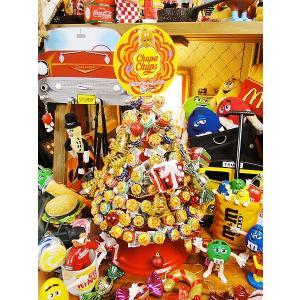 チュッパツリー チュッパチャップス135本+ディスプレイスタンド付き アメリカン雑貨 アメリカ雑貨|candytower