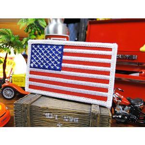星条旗のワッペン(Sサイズ) アメリカ雑貨 アメリカン雑貨 ミニ 人気 ファッション ロゴ おしゃれ|candytower