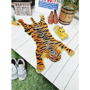 金持ちトラじゅーたん タイガーマット(タイガー) アメリカン雑貨 アメリカ雑貨 candytower