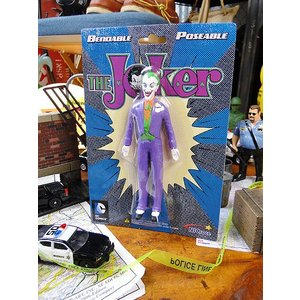 バットマンのベンダブルフィギュア(ジョーカー) アメリカン雑貨 アメリカ雑貨