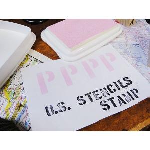 ステンシルスタンプ用カラーインク ステイズオンシリーズ(ピンク)アメリカ雑貨 アメリカン雑貨 世田谷ベース candytower