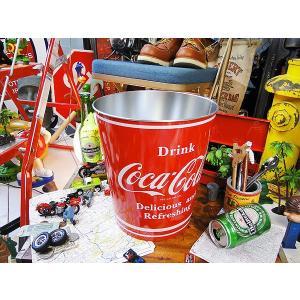 コカ・コーラブランド ブリキ缶 アメリカ雑貨 アメリカン雑貨 インテリア おしゃれな部屋 人気 ブリキ|candytower