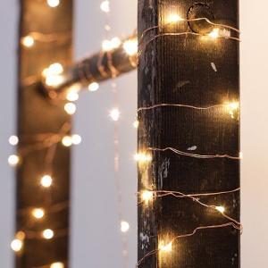 ストリングライト コッパー LED20灯 アメリカ雑貨 アメリカン雑貨|candytower