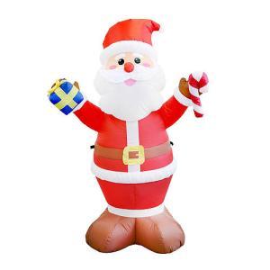 クリスマス★エアブロー ビッグサンタ アメリカン雑貨 アメリカ雑貨|candytower