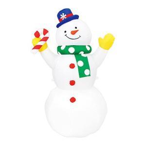 クリスマス★エアブロー ビッグスノーマン アメリカン雑貨 アメリカ雑貨|candytower