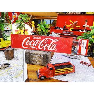 コカ・コーラブランド ロゴステッカー(CC-BS1) アメリカ雑貨 アメリカン雑貨 おしゃれ|candytower