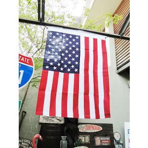 星条旗のガーデンフラッグ アメリカ雑貨 アメリカン雑貨 旗 candytower
