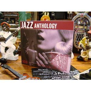 音楽CD ジャズ・アンソロジー 3枚組セット アメリカ雑貨 アメリカン雑貨|candytower