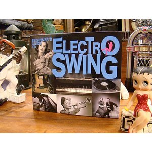音楽CD ビギナーズガイド トゥ エレクトロスイング 3枚組セット アメリカ雑貨 アメリカン雑貨|candytower