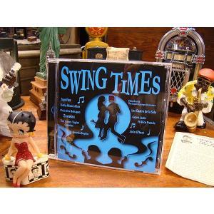 音楽CD スウィングタイムズ アメリカ雑貨 アメリカン雑貨|candytower