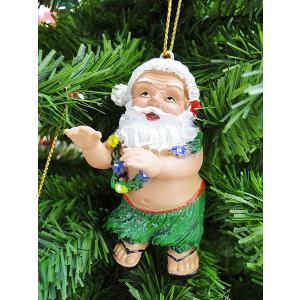 ハワイアン・クリスマスオーナメント(フラサンタ) アメリカン雑貨 アメリカ雑貨 candytower