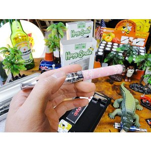 ハニースモーク ギフトボックス クールバグ バンダナ柄(ピンク) アメリカ雑貨 アメリカン雑貨 【メーカー保証3ヶ月付】 電子たばこ|candytower