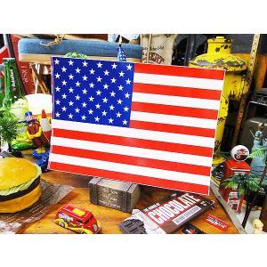 星条旗のステッカー(Lサイズ) アメリカ雑貨 アメリカン雑貨 candytower