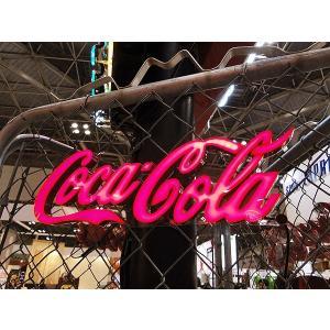 【全国送料無料】【即納】【在庫あり】 コカ・コーラブランド LEDミニレタリングサイン アメリカ雑貨 アメリカン雑貨 コカコーラ グッズ coke  ネオン管|candytower