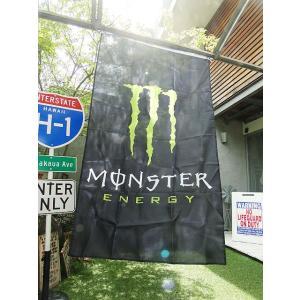 モンスターエナジーのバーフラッグ アメリカ雑貨 アメリカン雑貨|candytower