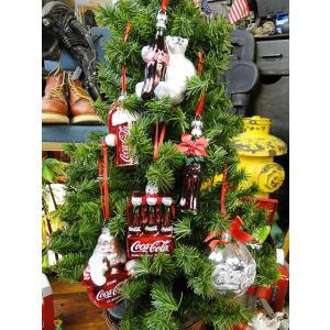 コカ・コーラブランド クリスマスオーナメント(6点セット) アメリカン雑貨 アメリカ雑貨 candytower