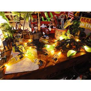 コロナビールの10連パーティーライト アメリカ雑貨 アメリカン雑貨|candytower