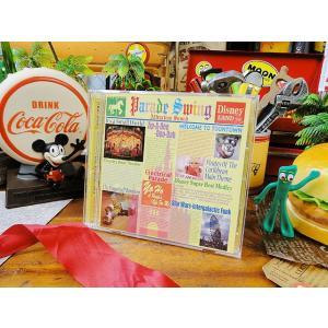音楽CD パレード・スィング 〜ディズニーパレード〜 2枚組 アメリカン雑貨 アメリカ雑貨