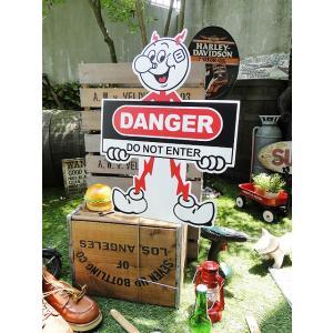 アメリカン・メッセージボード(レディキロワット/立入禁止) アメリカン雑貨 アメリカ雑貨|candytower