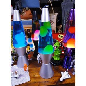 Lava Lamp社 ラバライト 正規品 ラバランプ(グリーン/ブルー) アメリカ雑貨 アメリカン雑貨|candytower