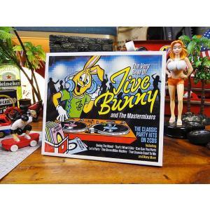 音楽CD ジャイブバニー ベリー・ベスト・オブ・バニー 2枚組 アメリカ雑貨 アメリカン雑貨