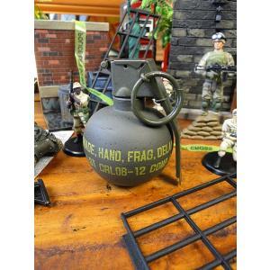 本物そっくりの手榴弾のレプリカ(M67タイプハンドグレネード/単品) アメリカ雑貨 アメリカン雑貨