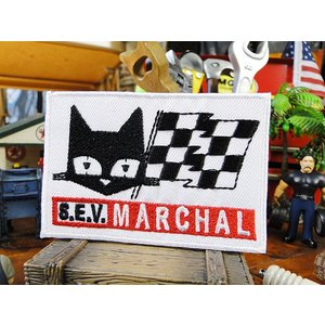 マーシャルのレーシングワッペン アメリカ雑貨 アメリカン雑貨 candytower