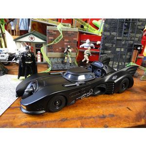 1989年公開の映画「バットマン」に登場したバットモービルがJadaシリーズから1/24スケールで登...