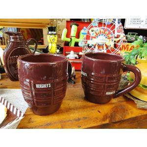 ハーシーズ チョコレートマグ 2個セット アメリカ雑貨 アメリカン雑貨