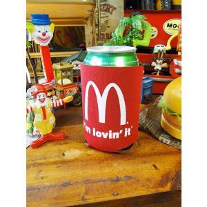 マクドナルド クージー 缶クーラー アメリカ雑貨 アメリカン雑貨