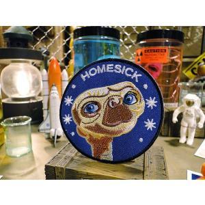 E.T.のワッペン ■ アメリカン雑貨 アメリカ雑貨