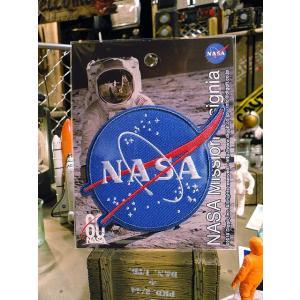 NASAオフィシャルワッペン(インシグニア) ■ アメリカン雑貨 アメリカ雑貨 candytower