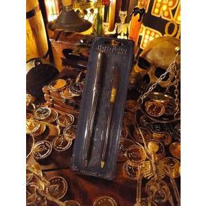 ハリーポッター 魔法の杖ペン&魔法のほうきペンシル ■ アメリカン雑貨 アメリカ雑貨|candytower